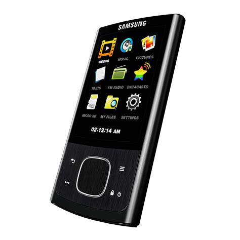 Lecteur Mp3 Samsung Samsung Yp R0 8 Go Noir Yp R0jcb Achat Vente Lecteur Mp3 Ipod Sur Ldlc