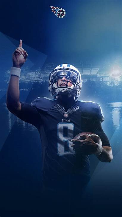 Titans Tennessee Background Wallpapers Nfl Iphone Mariota