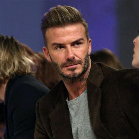 david beckham latest hairstyles  haircuts  men