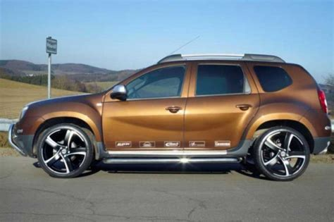 renault lodgy modified dusterteam forum dacia duster 4x4 suv crossover