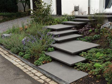 Stufen Im Garten by Gestaltung Mit Betonstein G 228 Rten Eckhardt Gmbh Co Kg
