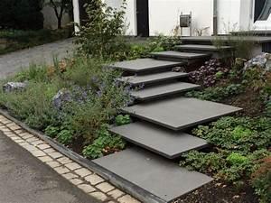 Gartengestaltung Mit Beton : gestaltung mit betonstein h c eckhardt gmbh co kg ~ Markanthonyermac.com Haus und Dekorationen