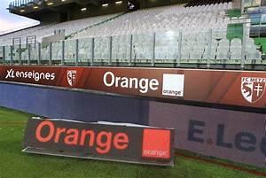 Boutique Orange Metz : panneautique led entreprises fc metz billetterie fc ~ Mglfilm.com Idées de Décoration