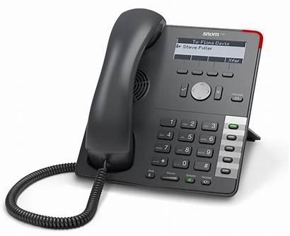 Phone Snom 710 Telephone Desktop D712 D715