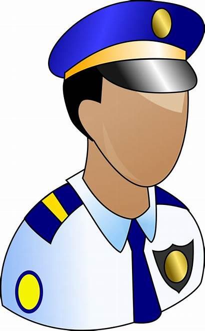 Policeman Clipart Sign Svg Log