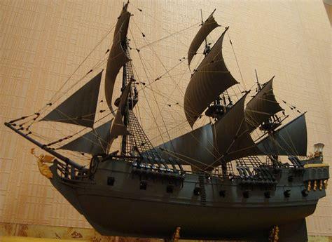 black pearl modell black pearl pirate ship model in scale 1 72