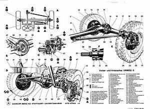 Image Result For Unimog 416 Portal Axle