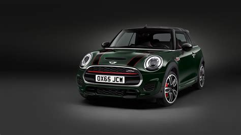 2016 Mini John Cooper Works Convertible Wallpaper