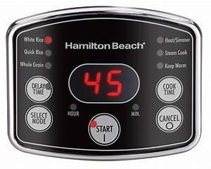 Hamilton Beach 37541 Rice Cooker Download Instruction