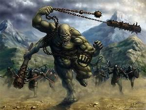 Here We Come Image Orc Clan And Orks Fantasy And Monsters ...
