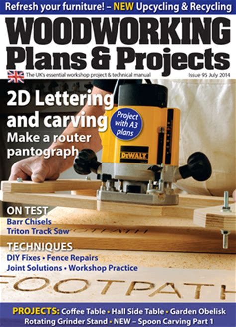 woodwork woodworking plans  projects magazine subscription  plans