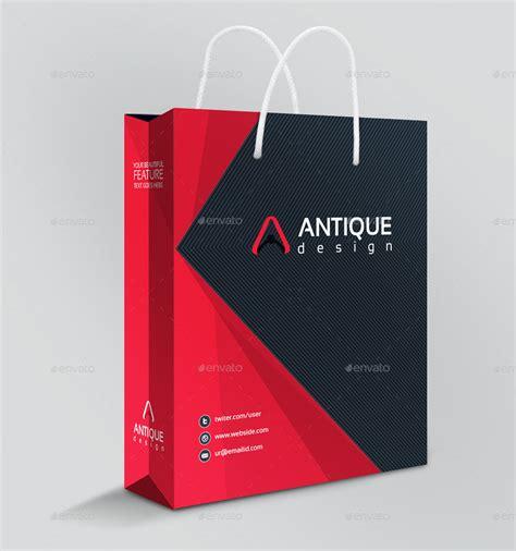 shopping bag design antique design shopping bag by generousart graphicriver