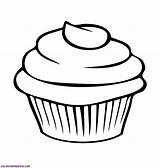 Coloring Pages Junk Cupcake Cake Printable Drawing Chocolate Colouring Healthy Sheets Netart Unhealthy Cherry Carnival Bestofcoloring Foods Donut Cup Clipartmag sketch template