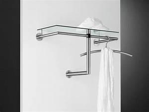 Design Garderobe Edelstahl : zack wandgarderobe edelstahl garderobe abilio sonderpreis ~ Michelbontemps.com Haus und Dekorationen