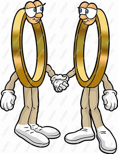 Reflection Clipart Reflections Courtship Rings Clip Cartoon