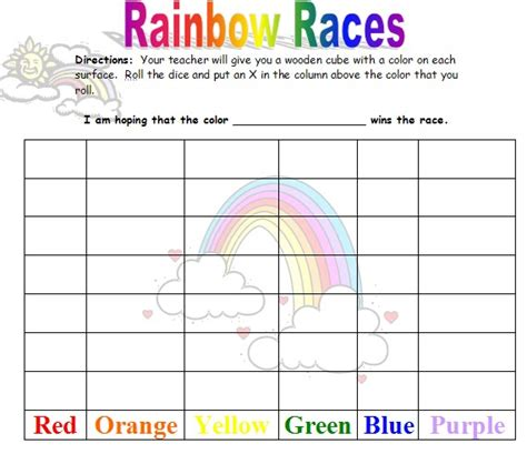 I Can Print In Small Letters And I Like To See The Number Names Worksheets 187 Rainbow Facts Worksheet Free