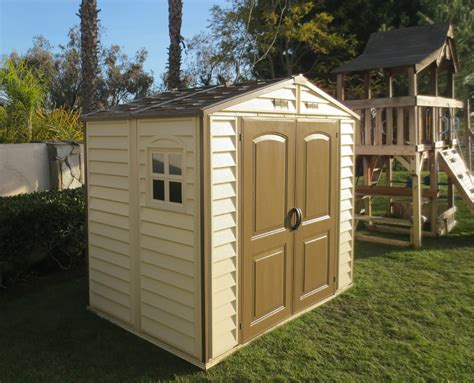 vinyl shed reviews duramax 8x6 94x63 store all vinyl shed 30111