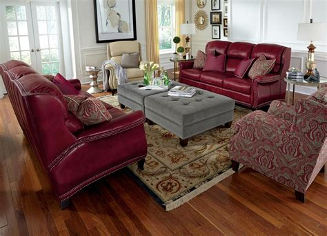 red leather sofa living room ideas inspiring fabric cocktail ottoman design ideas home furniture segomego home designs
