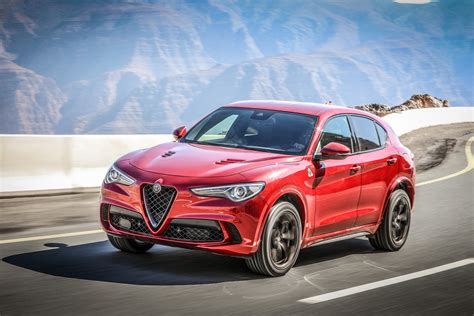 explore the 505hp alfa romeo stelvio quadrifoglio in 85