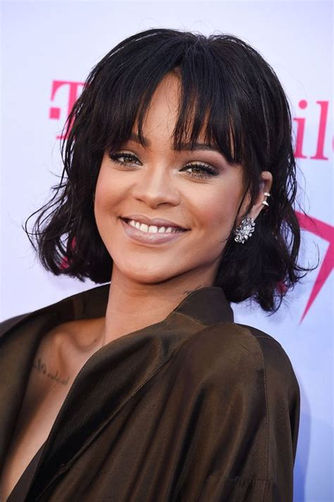 Rihanna Hairstyles by 20 Rihanna Hairstyles Hairstyles With Pictures