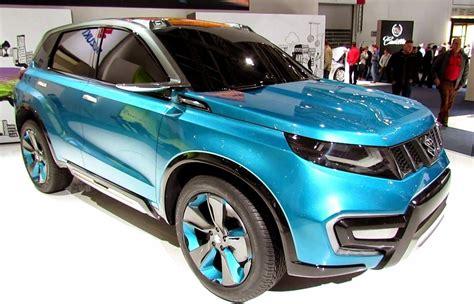 2020 Suzuki Grand Vitara by 2019 Suzuki Grand Vitara Concept And News Update 2019