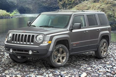 jeep suv 2016 jeep patriot suv pricing for sale edmunds