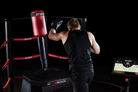Botboxer Robotic Boxing Trainer