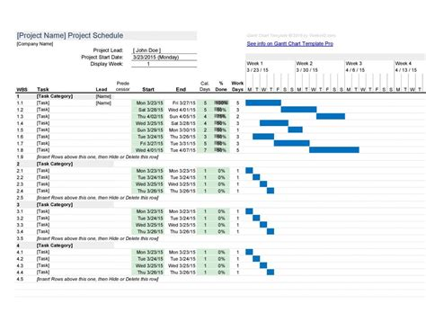 gantt excel template 18 best free gantt chart template fully customizable in excel