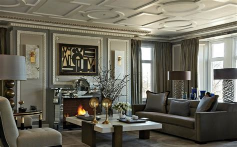 Luxury Interiors  A Shade Of Grey For Your Interior