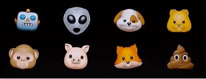 Animoji Iphone Gifs Emoji Apple Save Rip