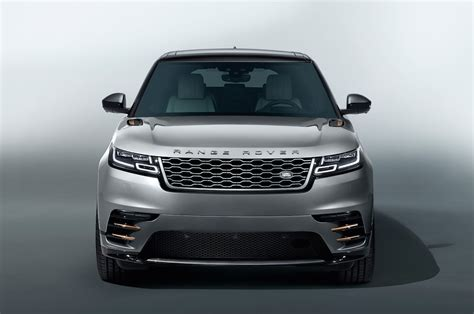 2018 Land Rover Range Rover Velar First Look