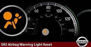 How To Reset Nissan Altima Airbag Warning Light  2007