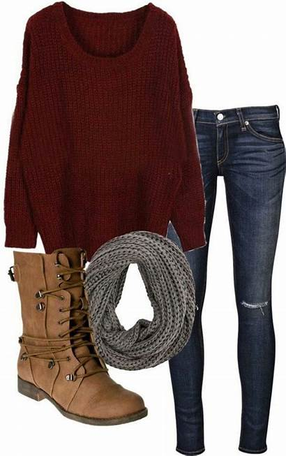 Winter Outfits College Try Myschooloutfits Source