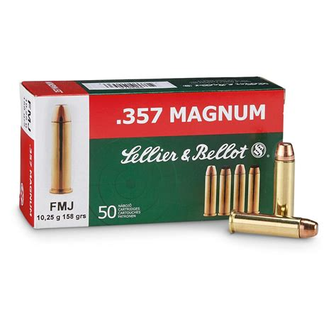 1 000 rds 158 grain 357 magnum fmj ammo 235832 357 magnum ammo at sportsman s guide