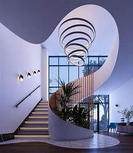 Spiral, Staircase, Design, On, Behance