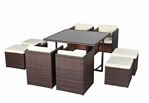 Salon De Jardin Allibert Leclerc : salon de jardin leclerc ensemble table et chaise de jardin ~ Dailycaller-alerts.com Idées de Décoration