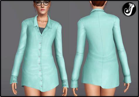 "Empire Sims 3: (FIX) ""Lithium"" ~ Coat By Jocker"