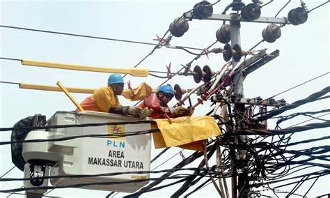 pln kerja sama  pemda salurkan bantuan listrik