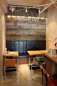 55 Awesome Small Coffee Shop Interior Design 11