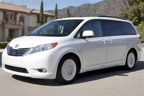 Toyota Sienna 1998-2010 Review