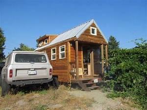 Tiny House Stellplatz : wohin mit dem auto im minihaus tiny houses ~ Frokenaadalensverden.com Haus und Dekorationen