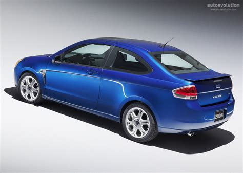 FORD Focus Coupe specs & photos - 2007, 2008, 2009, 2010 ...
