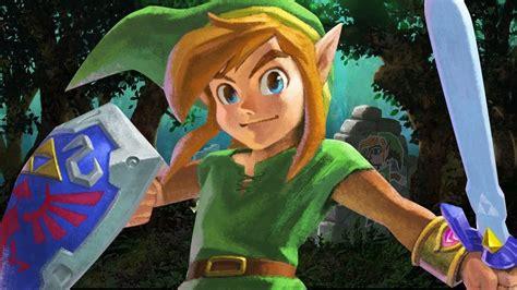 The Legend Of Zelda Triforce Heroes Trailer E3 2015