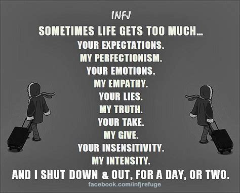 21 Signs You're An Infj Personality Type {infj Refuge