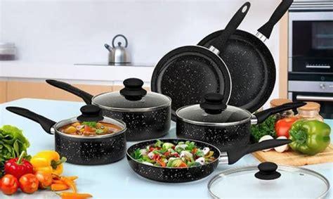 materials  cookware