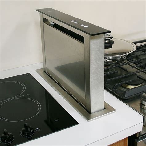 Kitchen Range With Downdraft Ventilation by Sirius Sudd3 20 Side Mounted Downdraft Ventilation Range