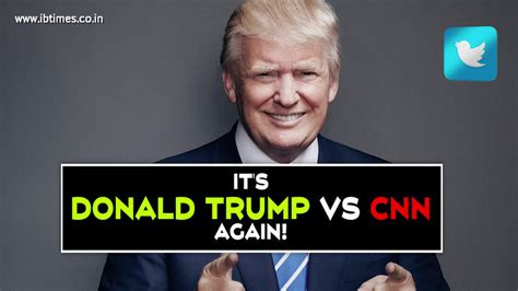 trump donald cnn tweets body him punching slamming ibtimes