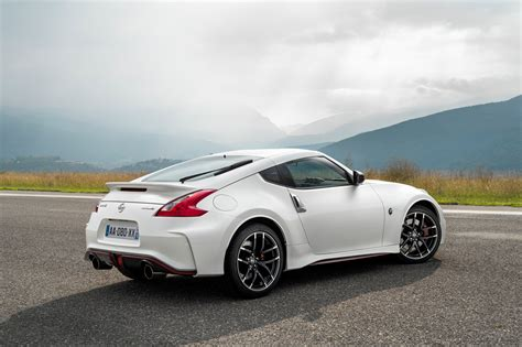 nissan 370z refreshed nissan 370z nismo goes on sale in europe in