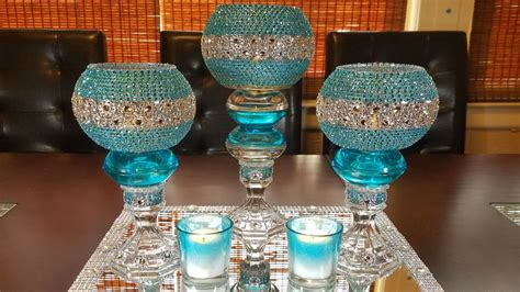 Diy Glamorous Candleholder Centerpiece Tablecloth Weights Diy Cake Plates Bulletin Boards Rustic Wall Decor Deodorant For Sensitive Skin Molding On Walls Sexy Lingerie Stone Necklace