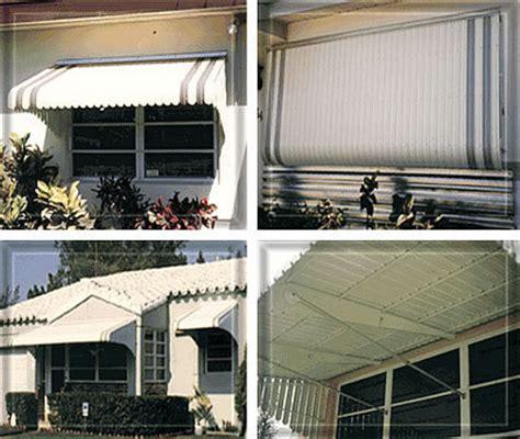 aecinfocom news aluminum awnings